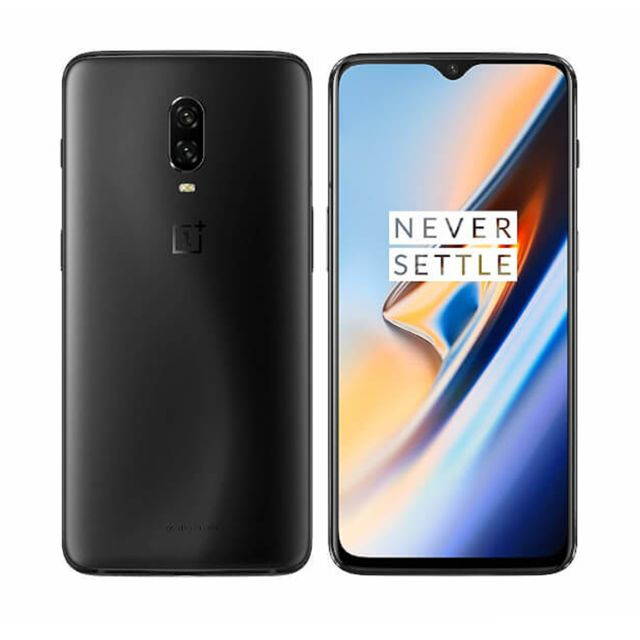 Oneplus - 6T - 8 / 128 Go - Midnight Black Oneplus   - Smartphone Android Oneplus 6t