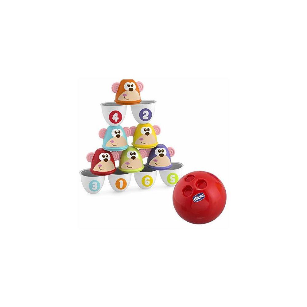 Chicco Chicco Monkey Strike Bowling Set