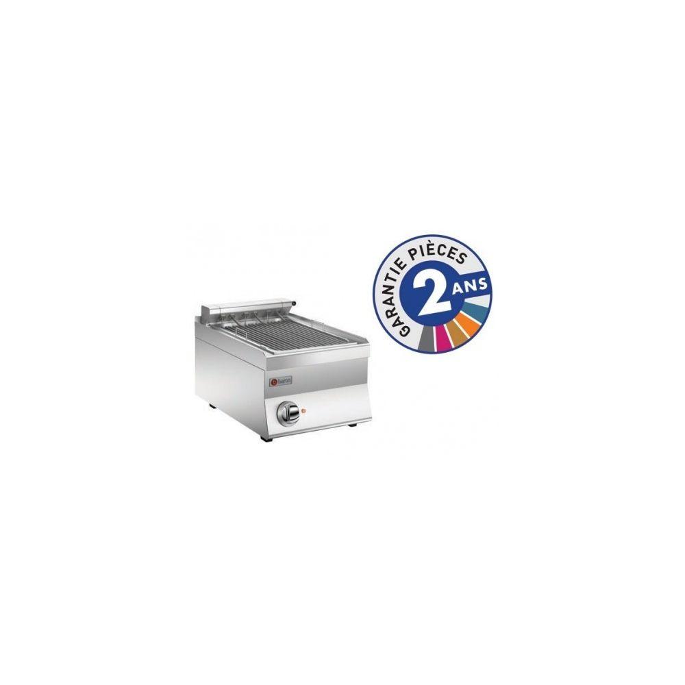 Baron Grillade électrique - Grille à barreaux 12 dm² - Gamme 650 - Baron -