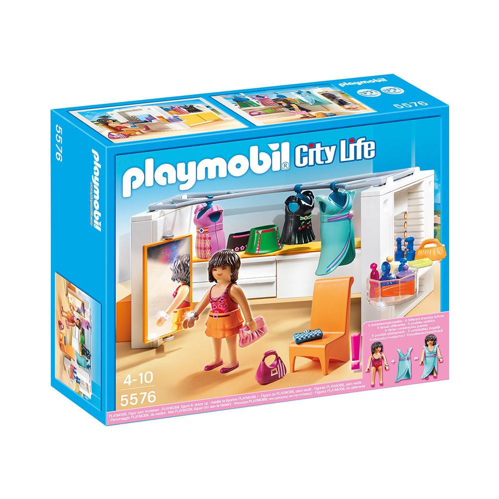Playmobil CITY LIFE - Dressing - 5576
