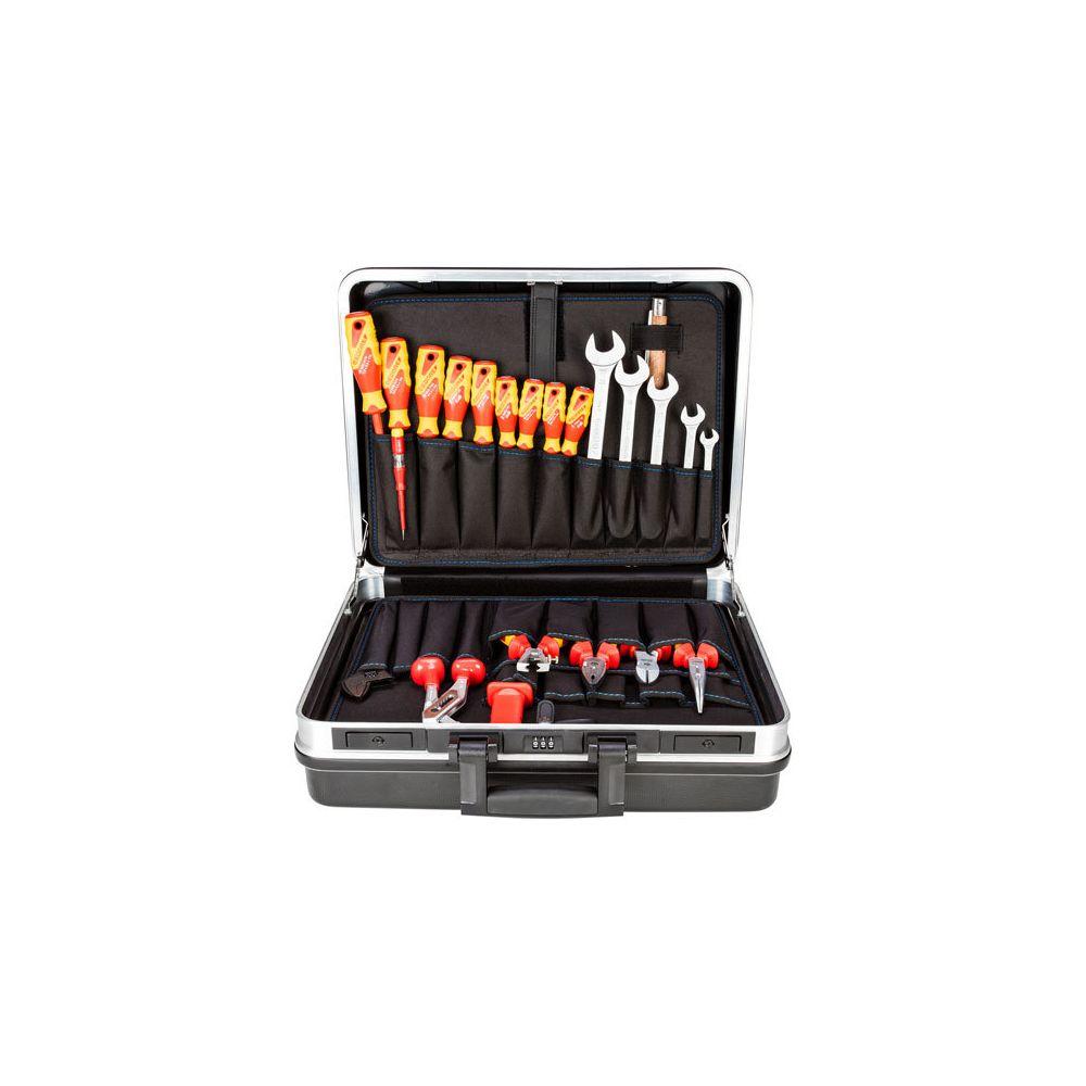 Gedore Gedore Composition d'outils VDE en coffret de 74 pièces 1041-003 - 3082156