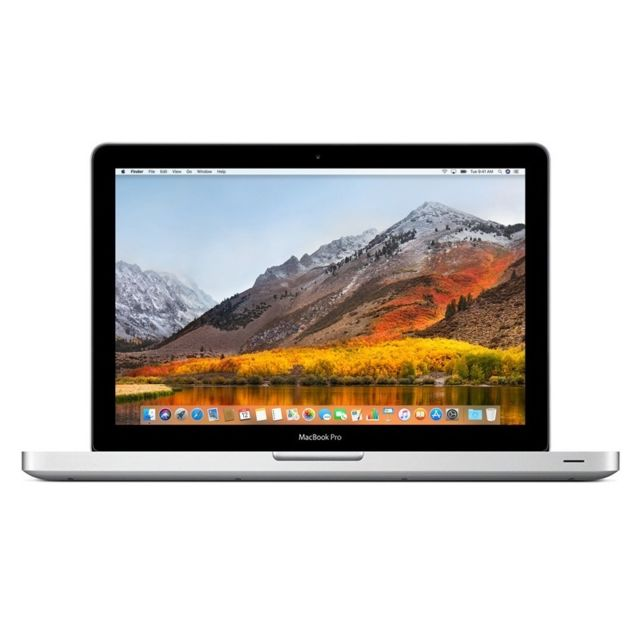 "Apple - MacBook Pro 13"""" Core i5 2.3 GHz - HDD 500Go - RAM 4Go - Ordinateur portable reconditionné"