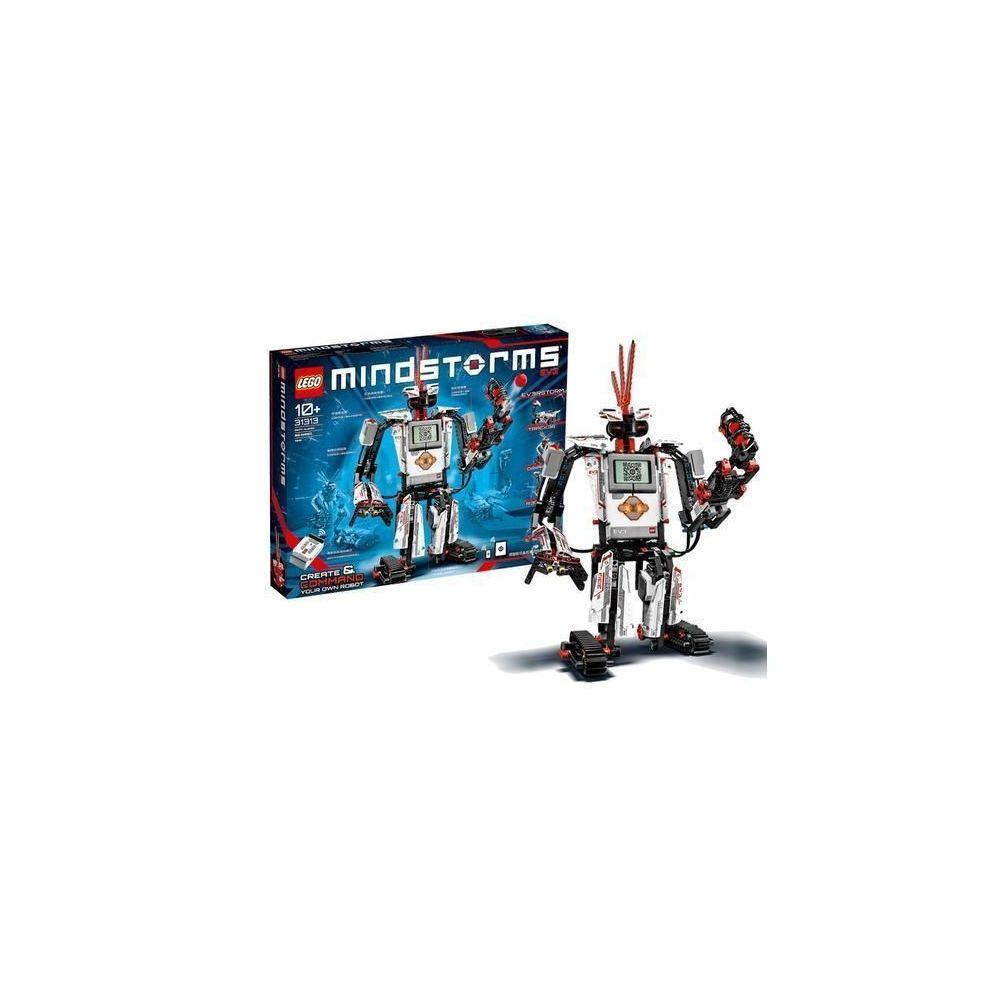 Lego Lego Mindstorms - 31313 - Jeu De Construction - Ev3