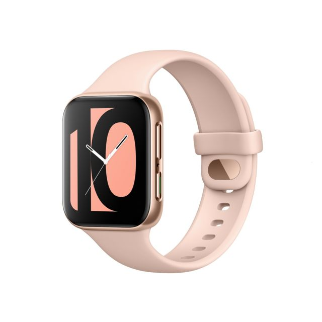 Oppo - Watch - 41mm - WiFi - Rose - Montre connectée