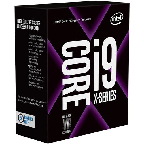 Intel - Core i9-7960X - 2,8/4,4 GHZ - Processeur INTEL