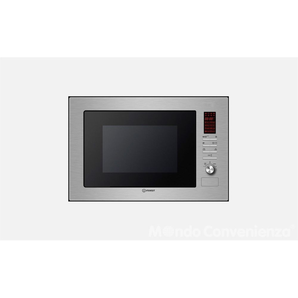 Indesit Four Micro-Ondes Combiné Intégrable INDESIT MWI222.2X