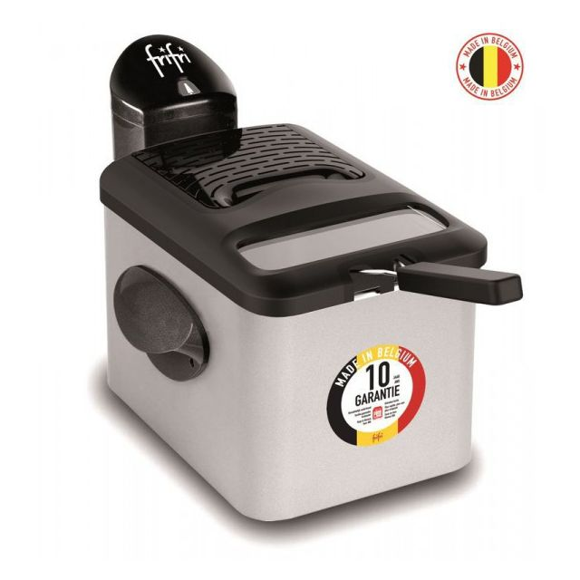 FRIFRI - FRIFRI Friteuse 3258 Duo fil 2800W - 3.5 Litres - Friteuse