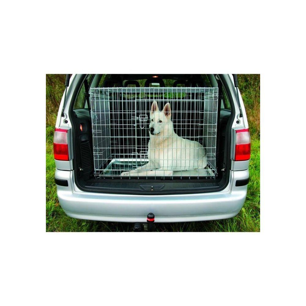 Trixie TRIXIE Cage de transport pour chien 93 × 69 × 62