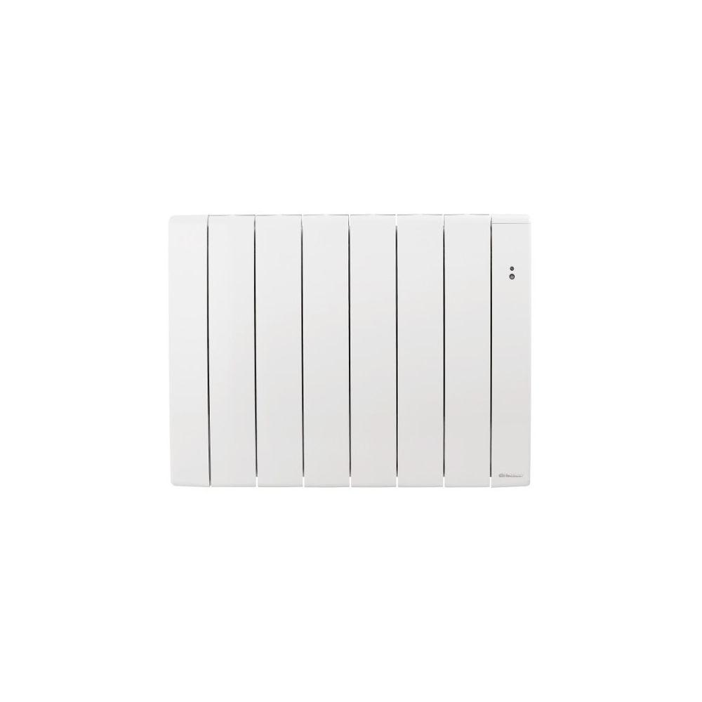 Thermor Radiateur électrique connecté à inertie Bilbao 3 blanc 1500W