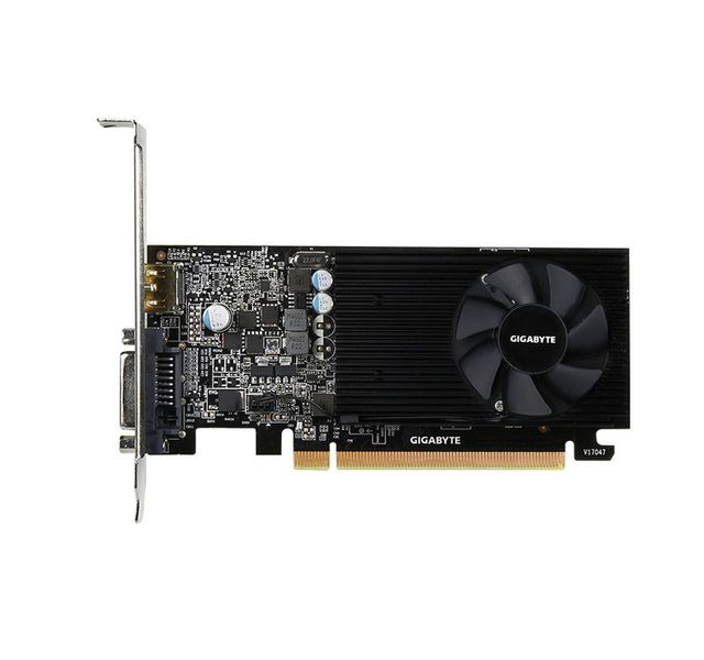Gigabyte Geforce GT 1030 - LOW PROFILE - 2 Go