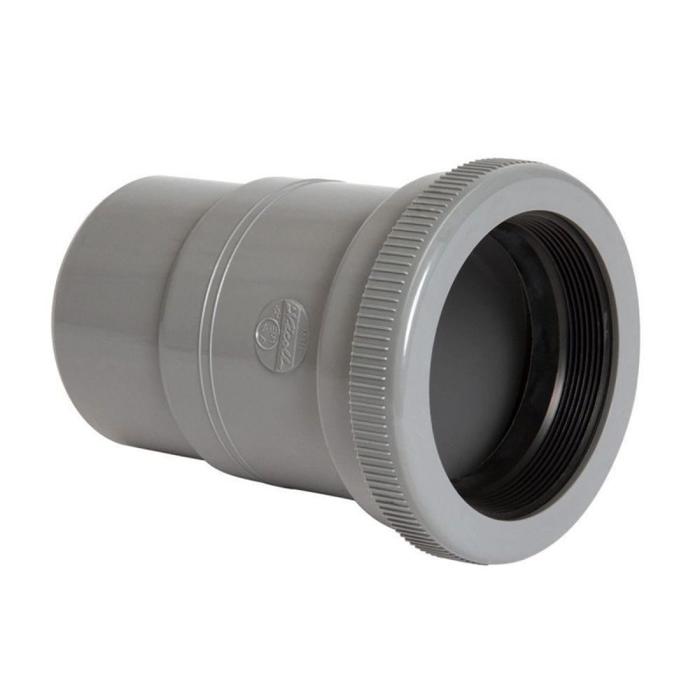 Nicoll manchon de dilatation pvc pour sortie horizontale - mâle / femelle - diamètre 110 mm - nicoll