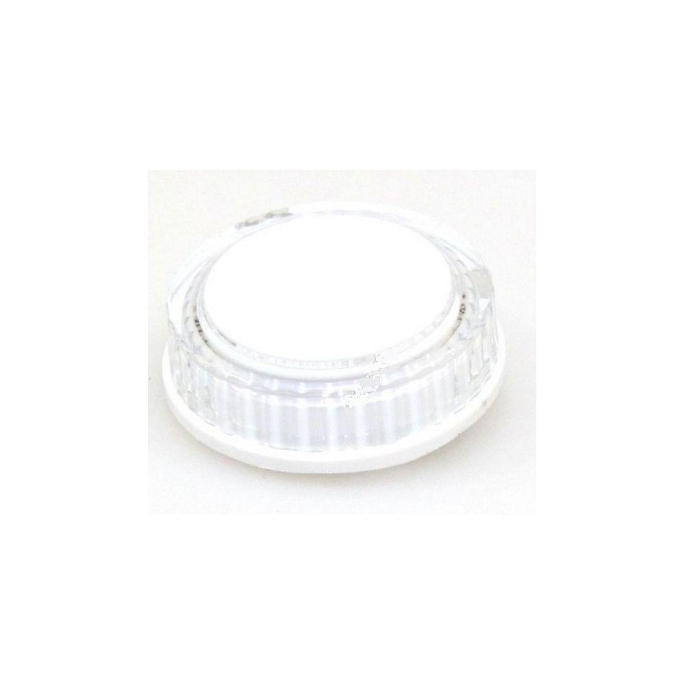 Brandit Bouton blanc programmateur pour lave vaisselle brandt