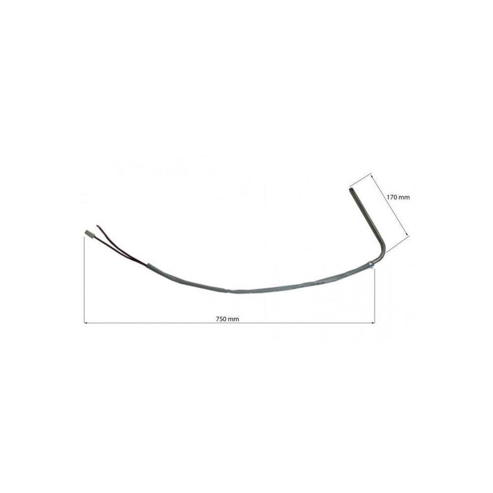 Dometic Element chauffant 12-170w pour refrigerateur dometic