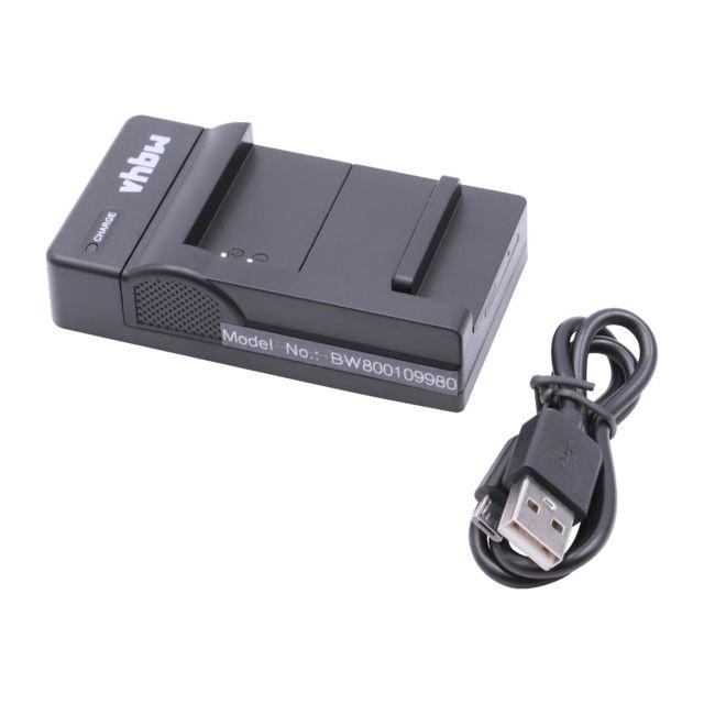 vhbw chargeur, câble de charge micro USB pour téléphone, smartphone Samsung(...)