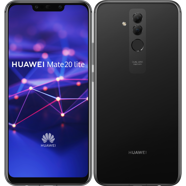 Smartphone Android Huawei Mate 20 Lite - Noir