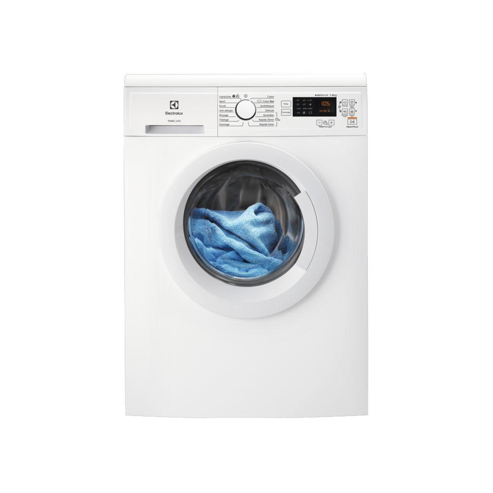 Electrolux electrolux - lave-linge frontal 60cm 8kg 1400t a+++ blanc - ew2f6824ba