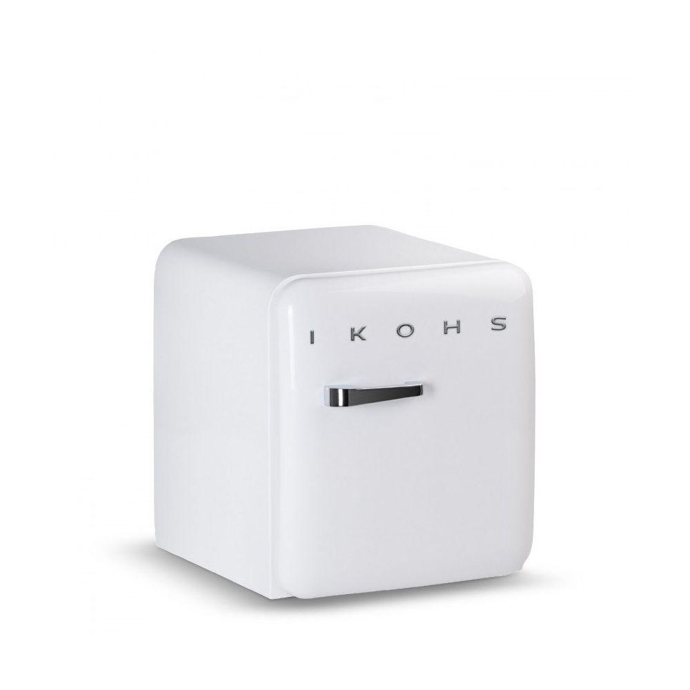 Ikohs RETRO FRIDGE 50 BLANC - Réfrigérateur