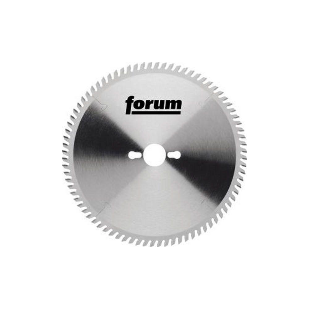 Forum Lame de scie circulaire, Ø : 250 mm, Larg. : 3,2 mm, Alésage 30 mm, Perçages secondaires : -, Dents : 24
