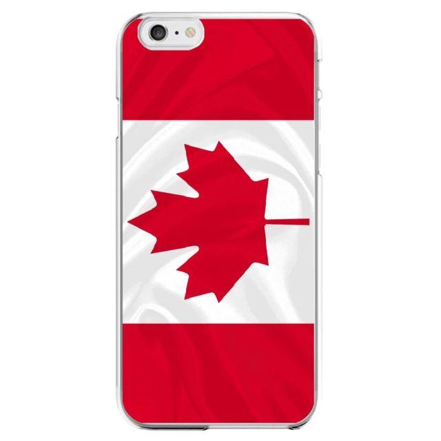 Coque Silicone IPHONE 5/5S/SE Drapeau Canada Canadien APPLE Transparente(...)