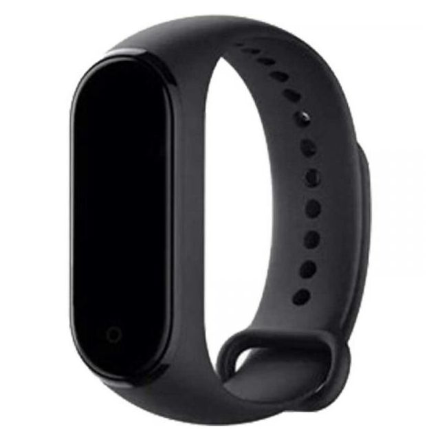 XIAOMI - Acc. Xiaomi Mi Band 4 Activity Tracker black - Montre et bracelet connectés XIAOMI
