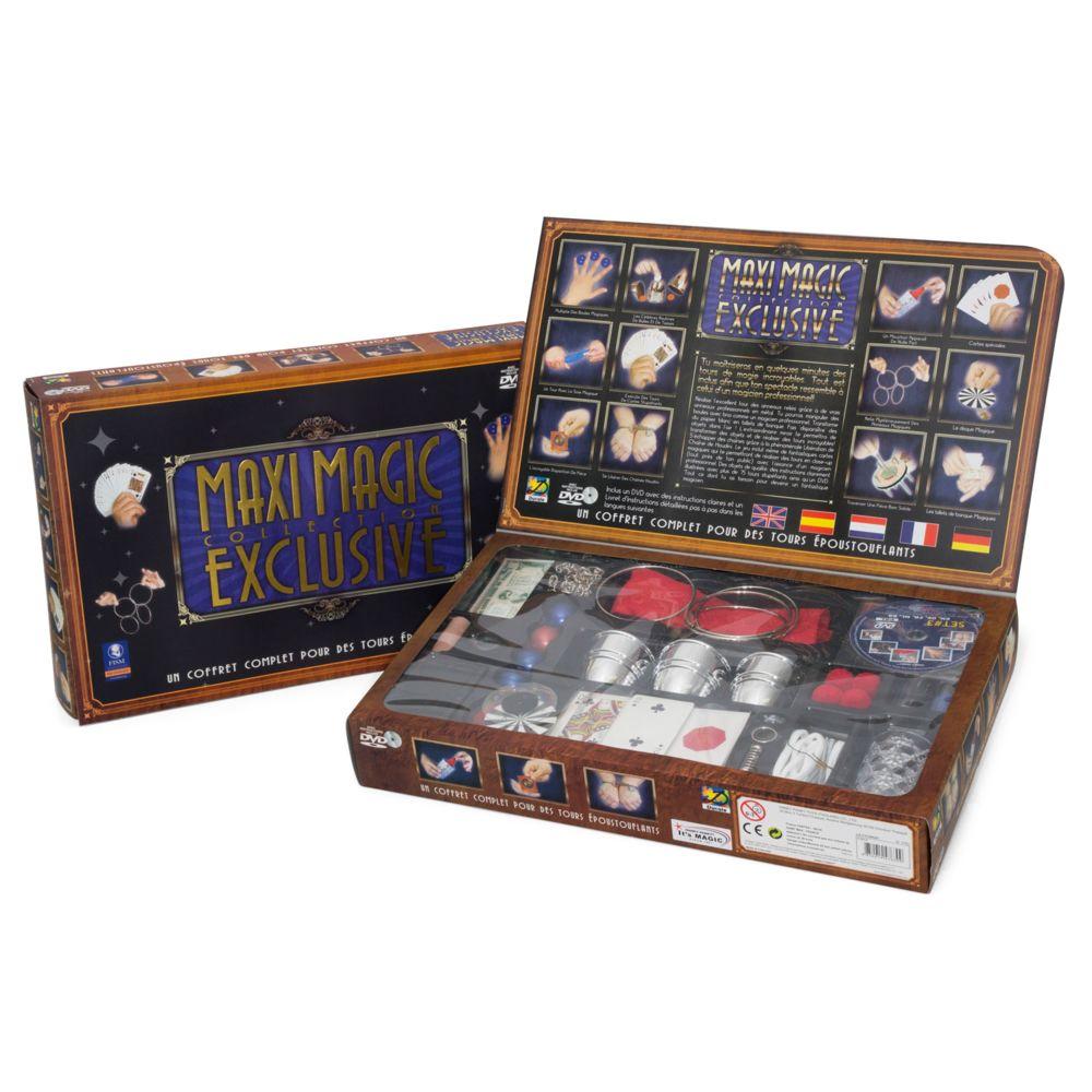 France Cartes Maxi Magic Collection Exclusive