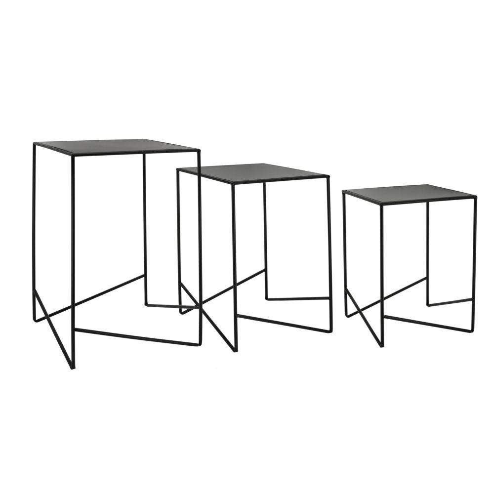 Aubry Gaspard Sellettes design en métal