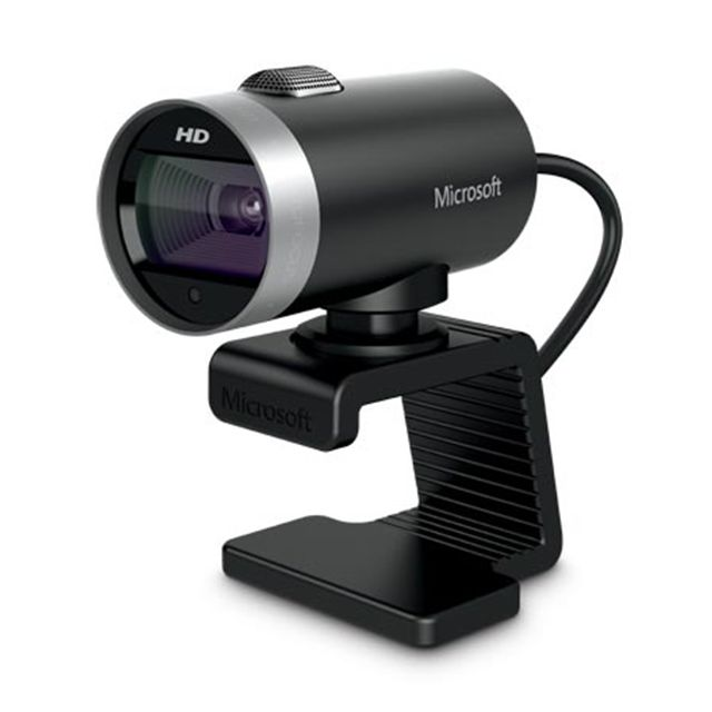 Microsoft - Webcam LifeCam Cinema for Business - Matériel Streaming