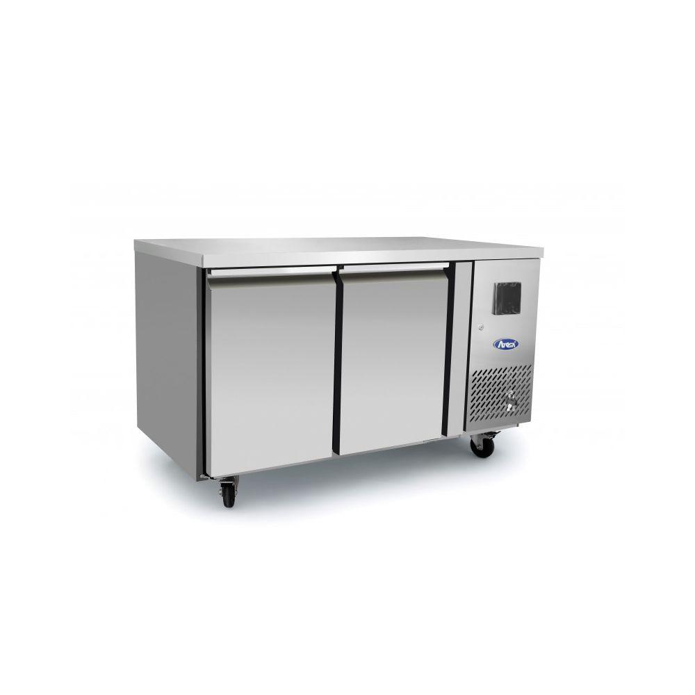 Atosa Table Réfrigérée Positive 2 Portes - Profondeur 600 - Atosa - R600A 2 Portes 600