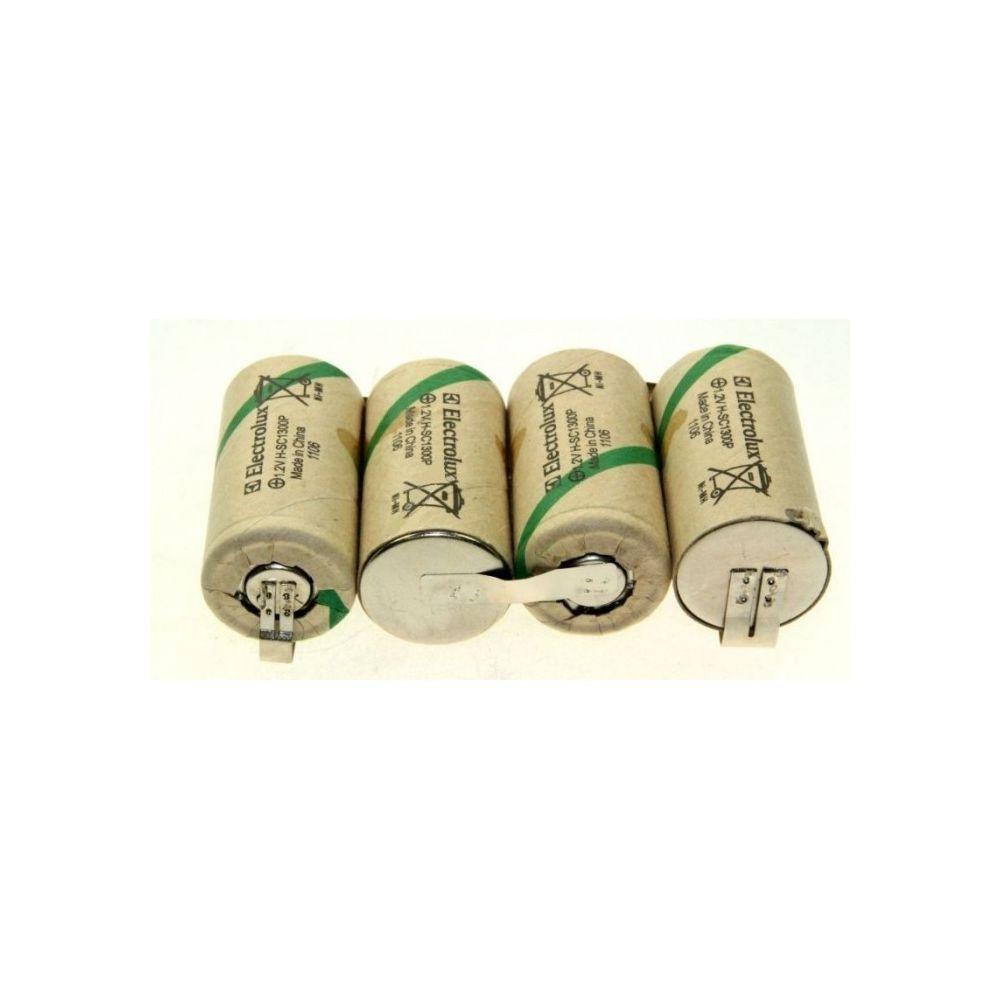 Electrolux Accumulateur 4 ni mh pour aspirateur electrolux