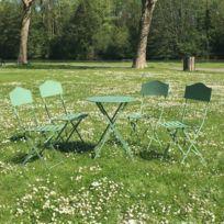 Tables de jardin Fer forgé | Rue Du Commerce