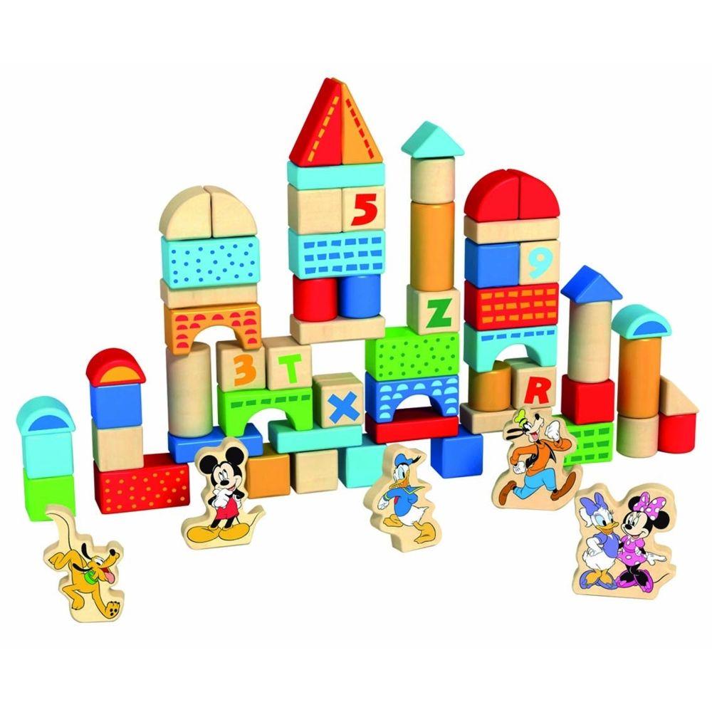 Disney Blocs De Construction Mickey Et Ses Amis