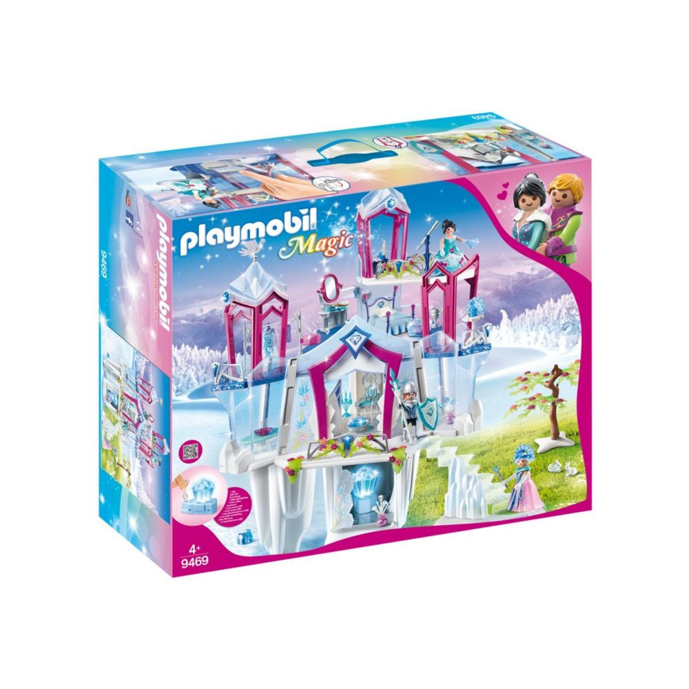 Playmobil PLAYMOBIL 9469 Magic - Palais de Cristal