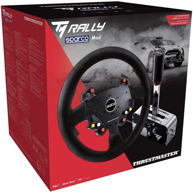 Thrustmaster - TM RALLY RACE GEAR SPARCO - Thrustmaster