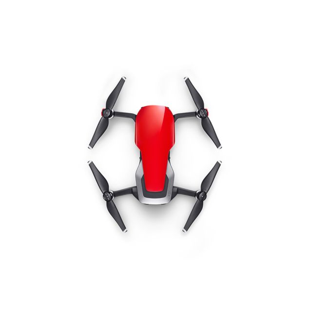 Dji Mavic Air Fly Combo - Rouge Flamme