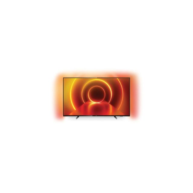 Philips -Tv 43'' Led Uhd P5 - 1700 Ppi Smart Tv - Hdr10+ Dolby Vision Ambiligh Philips - 43pus7805 Philips  - Philips