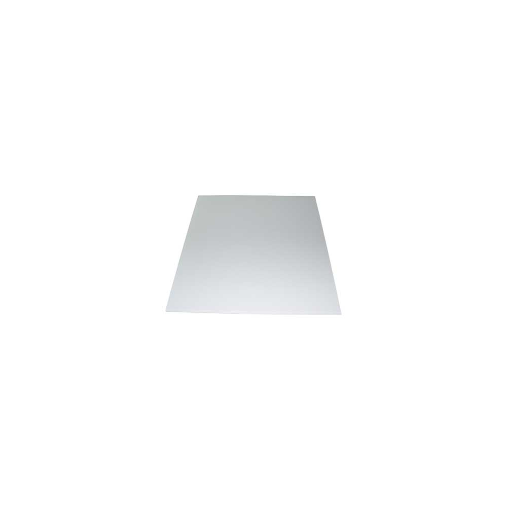 Rosieres COUVERCLE VERRE DESSUS 530 X 589 M/M NU POUR TABLE DE CUISSON ROSIERES - 93710200