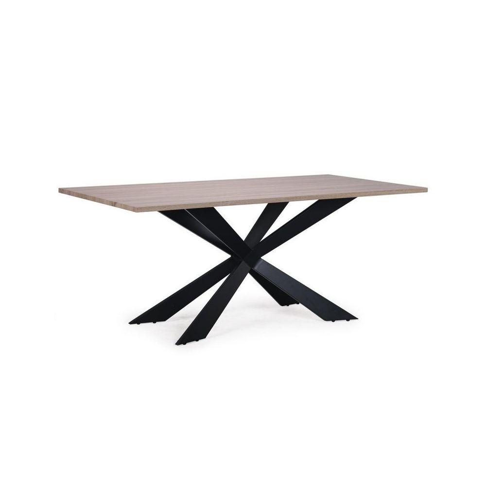 Paris Prix Table de Repas Design Bois \