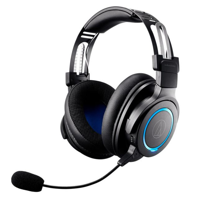 Audio Technica - ATH-G1WL - Micro casque reconditionné