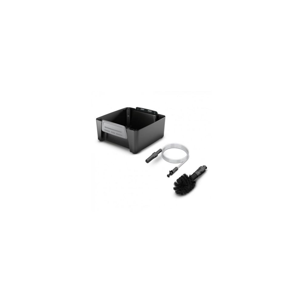 Karcher KARCHER Kit aventure - Accessoire associe au nettoyeur OC3 - Crepine daspiration et une brosse universelle