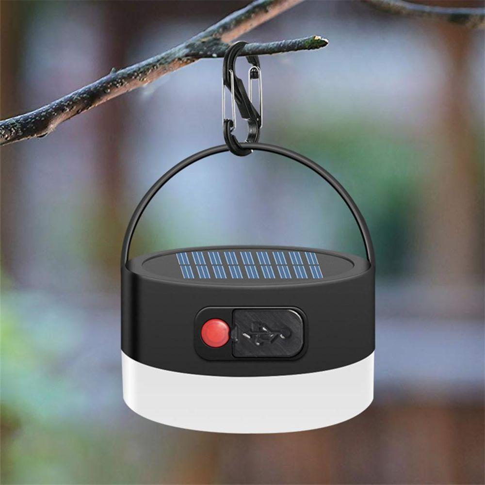 Generic Led solaire portable Camping lumières d'extérieur USB