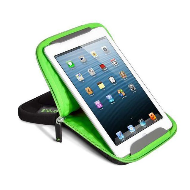 Campus - CAMPUS Etui sleeve neoprene pour tablettes 7/8'' SUNSET Campus   - Protection écran smartphone Campus