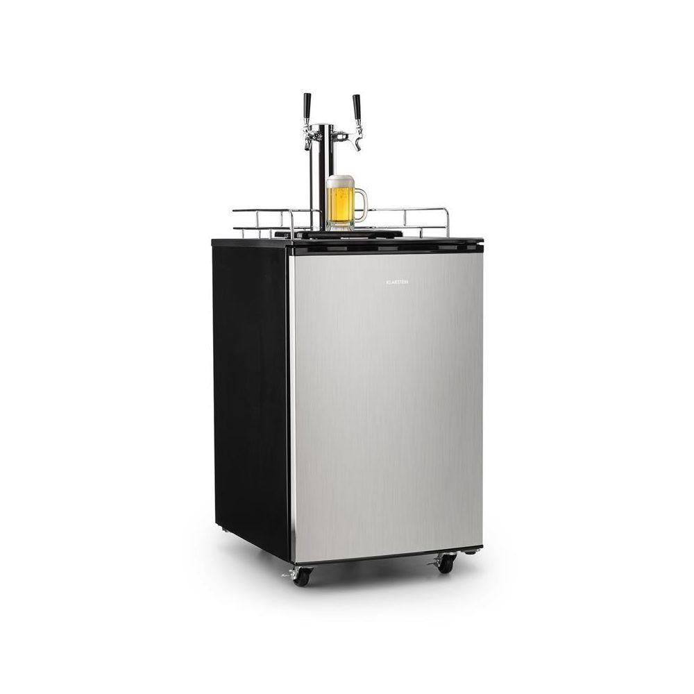 Klarstein Klarstein Big Spender Double réfrigérateur pour fût à bière Kit complet CO2 50 L Klarstein
