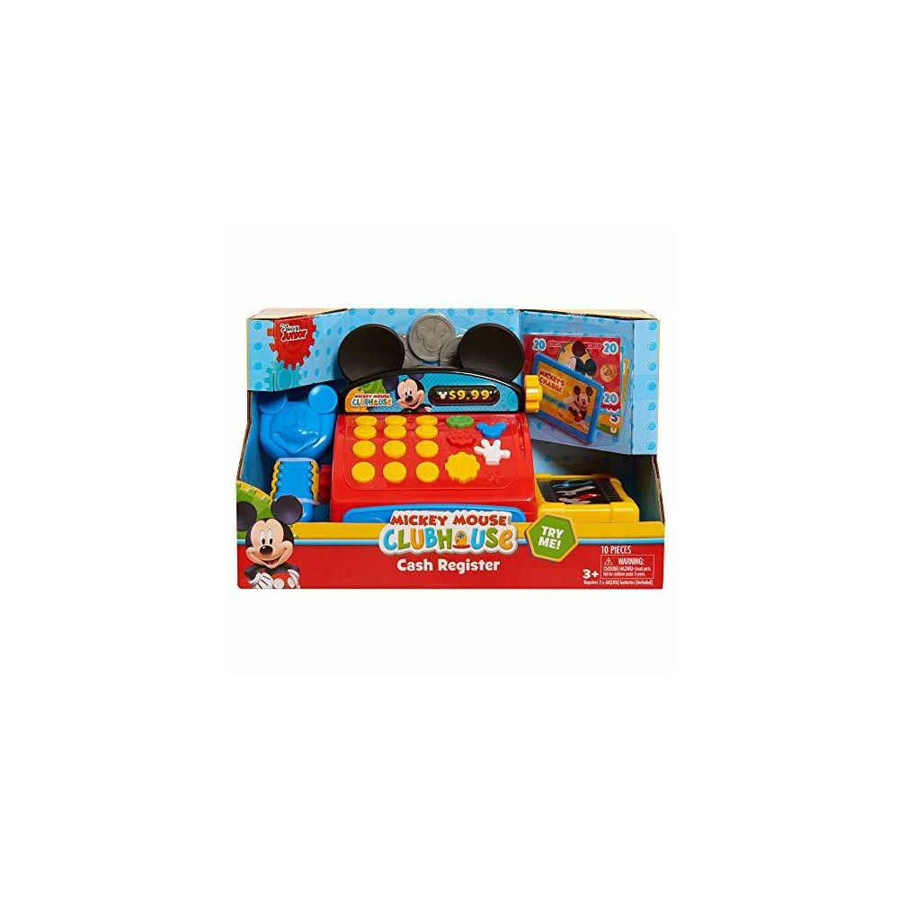 Mickey Mouse Mickey Mouse Clubhouse Cash Register