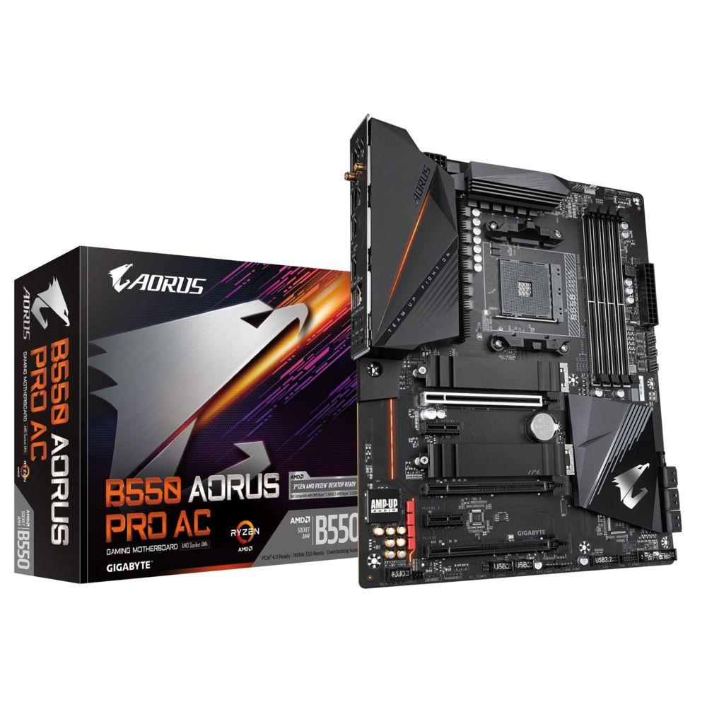 Gigabyte AMD B550 AORUS PRO AC - ATX
