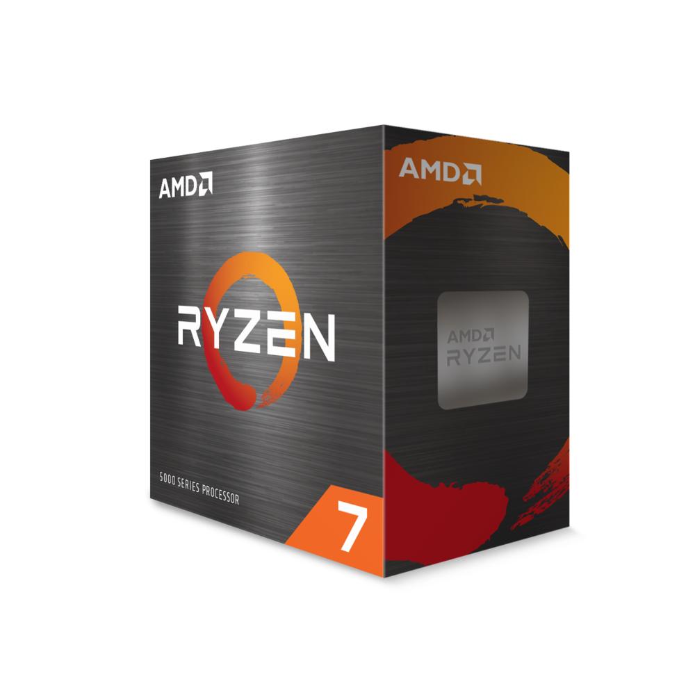 Amd Processeur Ryzen 7 5800X - 3,8/4,7 GHz