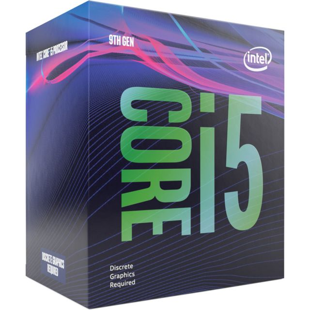 Intel - Core i5-9600KF - 3.7/4.6GHz - Top deal