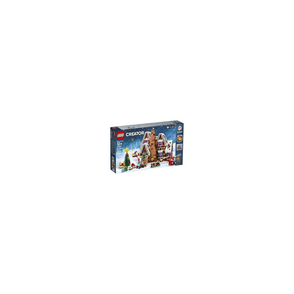 Lego 10267 - LEGO® Creator Expert la maison en pain d'épices