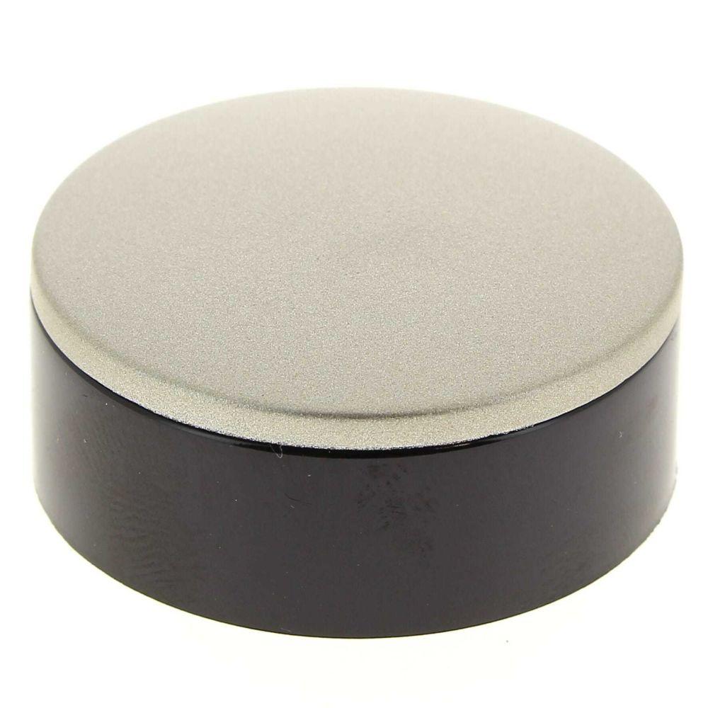 Scholtes Bouton noir et gris pour Four Scholtes