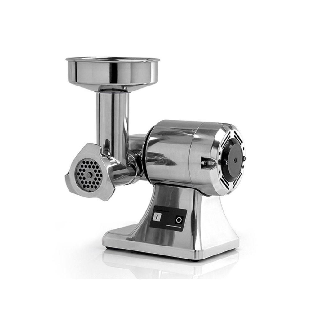 Materiel Chr Pro Hachoir à Viande Electrique Aluminium - 20 Kg/h - Virtus - 20 kg/h