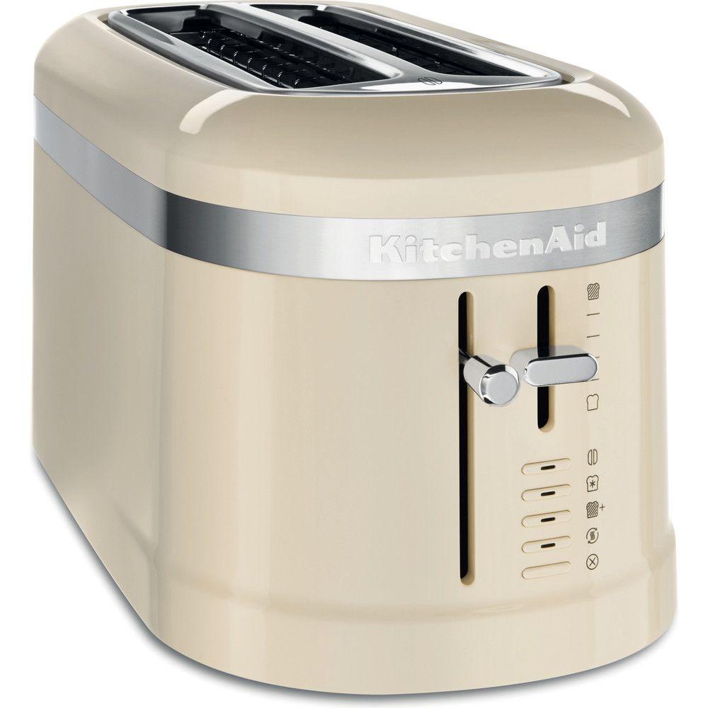 Kitchenaid kitchenaid - grille-pain 2 fentes 1500w crème - 5kmt5115eac